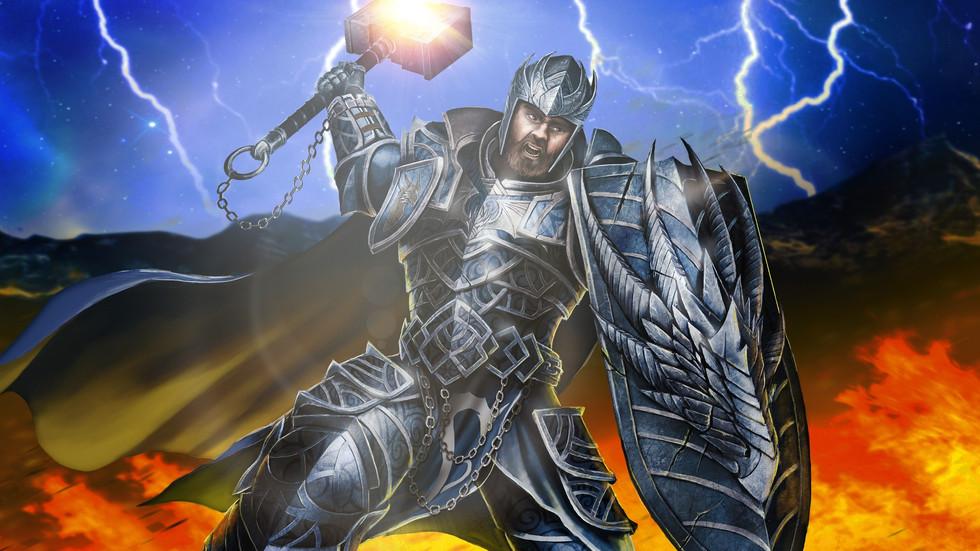 Grahn Stormhammer