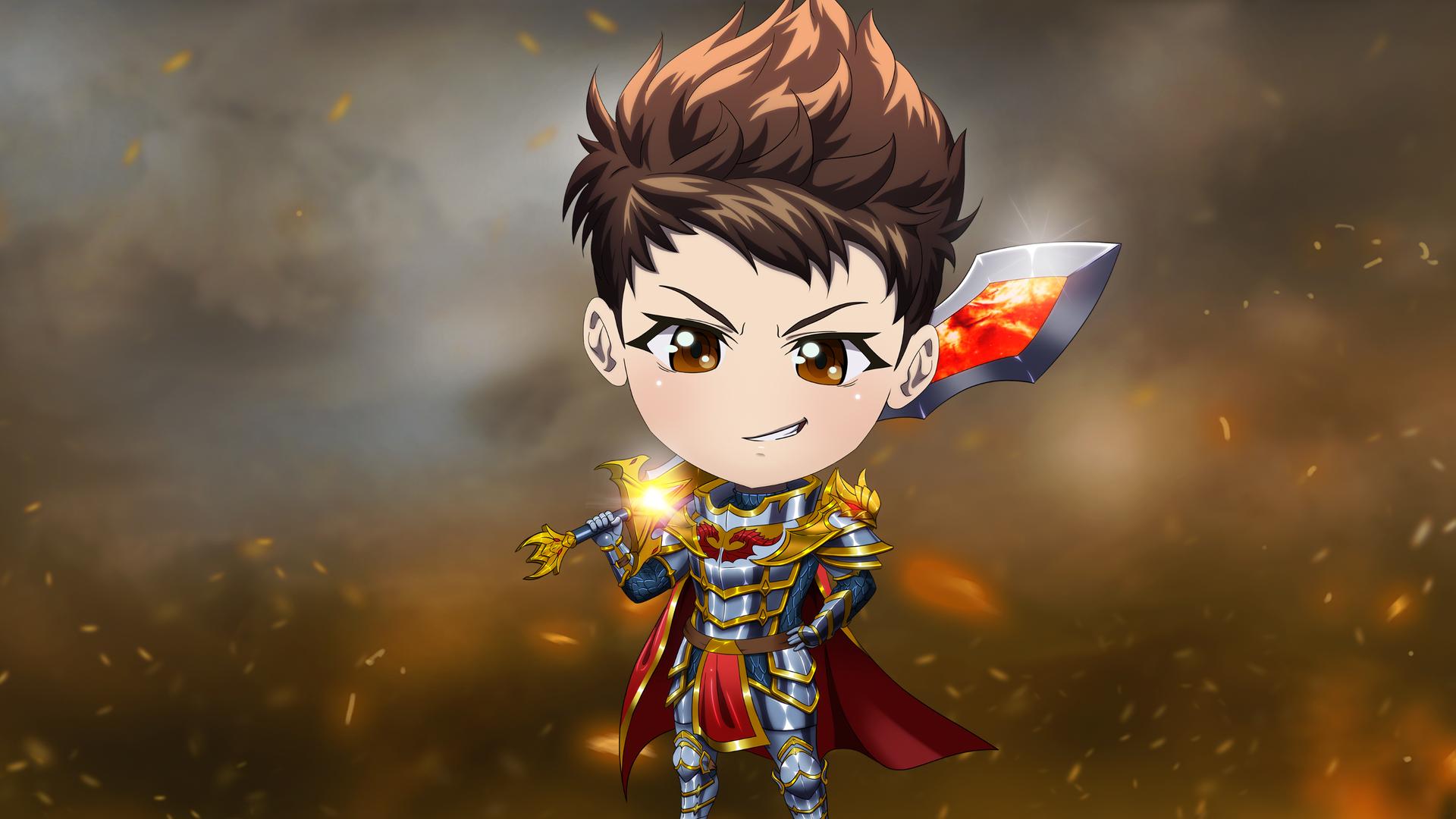 Corvax Bladefire