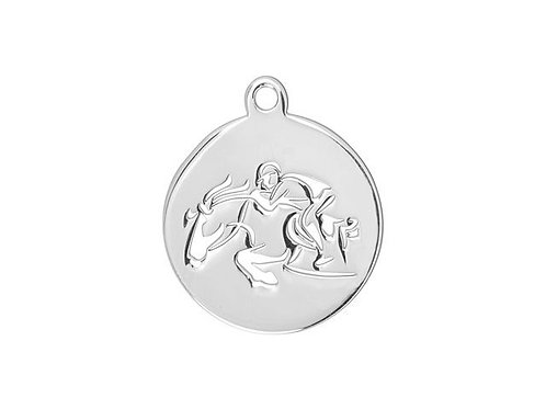 Horse jumping charm