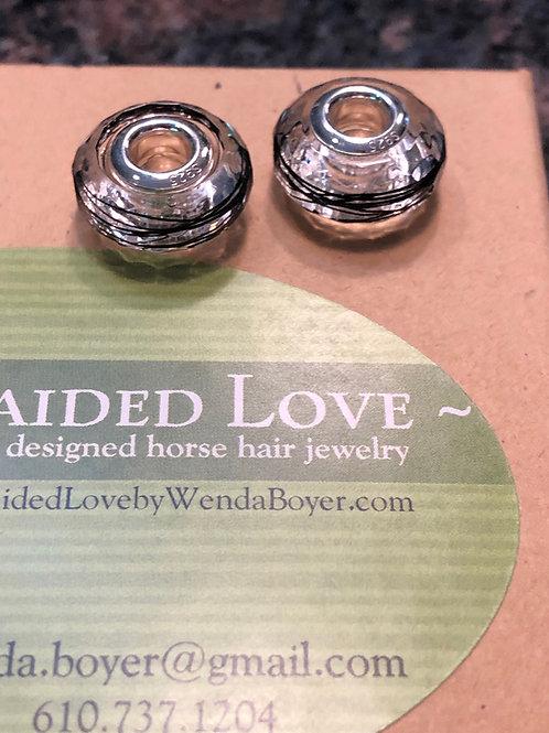 Pet Hair Resin Jewelry