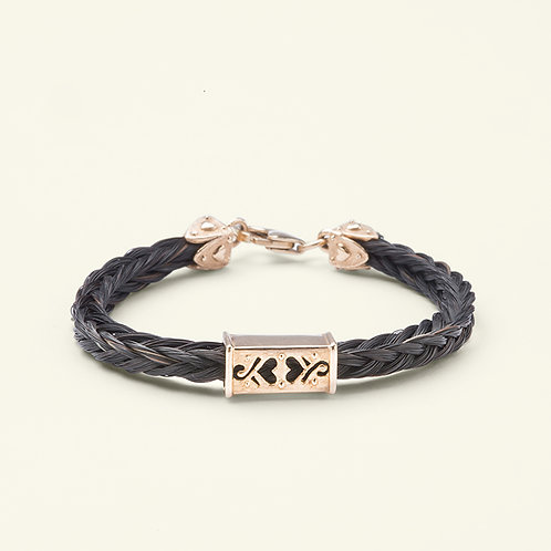 Braided Love Signature bracelet
