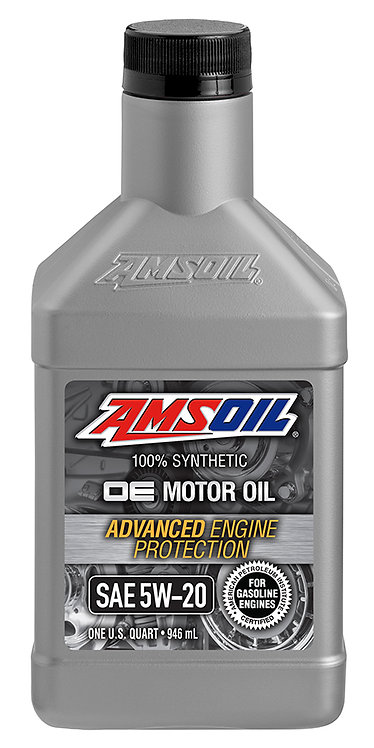 AMSOIL OE 5W-20 Synthetic Motor Oil - QUART