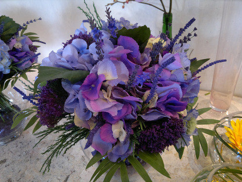 Silk Event/Wedding Reception Flowers