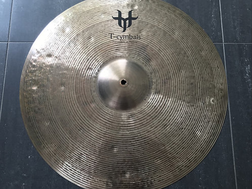 """22"""" T-Cymbals West Selection"""