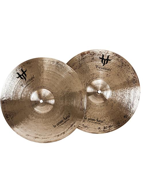 "HH 15"" T-Cymbals Pasion Turca"