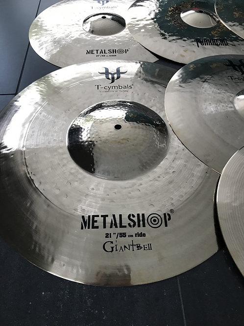 21' T-cymbals Metalshop GiantBell