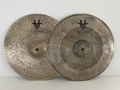 "HH 14"" T-Cymbals ""West Selection"""