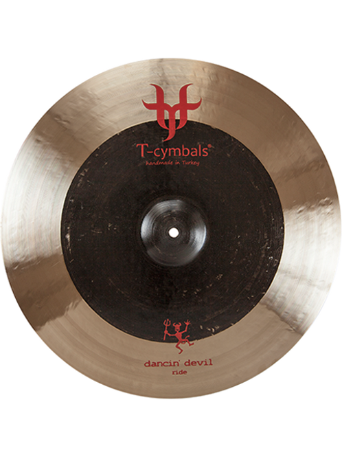 Ride 21' T-cymbals Dancing Devil