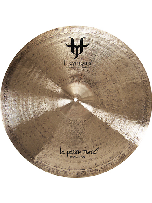 "21"" T-Cymbals Pasion Turca"