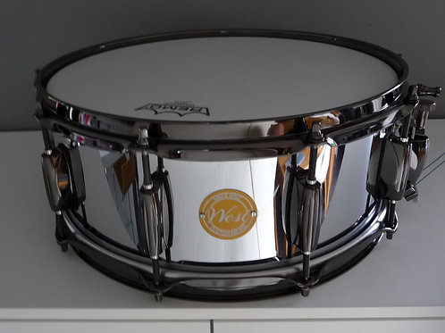 "14""x 5.5"" Steel Chrome"
