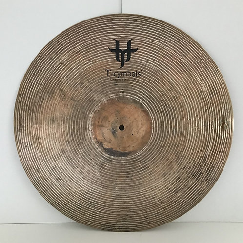 """21"""" T-Cymbals West Selection"""
