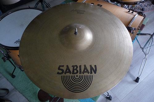 """20"""" SABIAN AA Rock (1)"""
