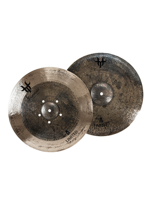 """HH 14"""" T-Cymbals Limited"""