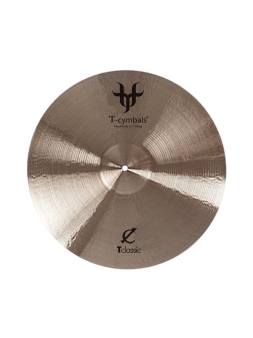 """18"""" T-Cymbals Classic Medium"""