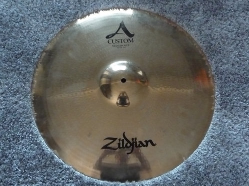20' ZILDJIAN A Custom Medium