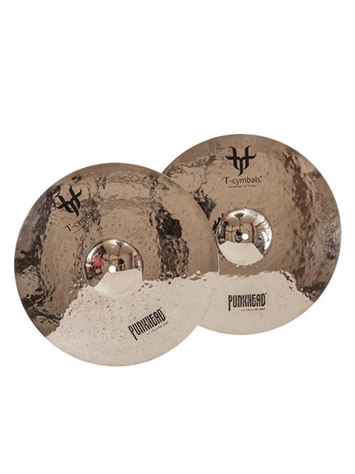 "HH 14"" T-Cymbals PunkHead"