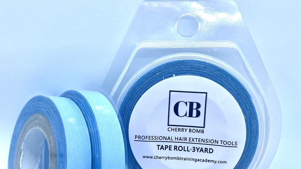 2.7m Blue Tape Roll
