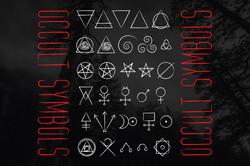 Carpathia Typeface Symbols