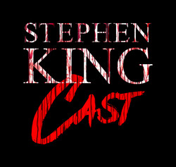 Stephen King Cast Podcast Logo
