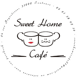 logo sweet home café