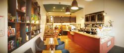 interieur sweet home café