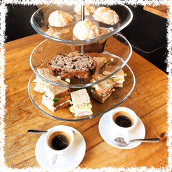 afternoon café