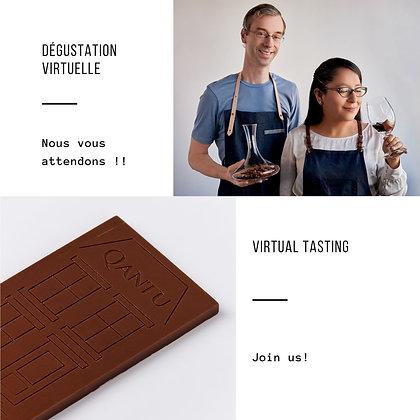 Dégustation Virtuelle