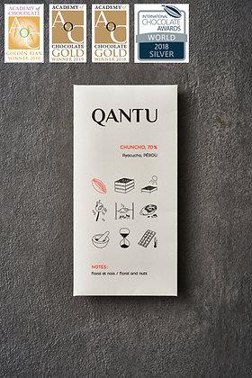 Qantu Chocolat Chuncho 70%
