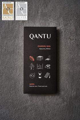 Qantu Chocolat Chuncho 100%