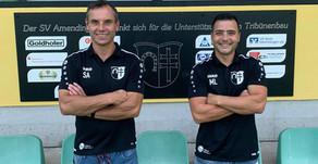 Interview: Neue SVA-Trainer