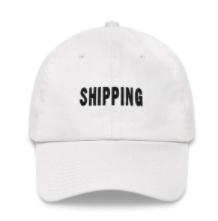 Shipping Black Logo Hat