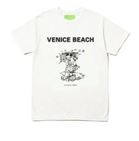 Mister Green Venice Beach Dog Tee