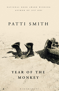 Patti Smith Year of the Monkey