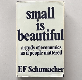 EF Schumacher Small Is Beautiful