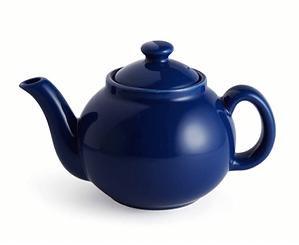 Soho Home Teapot Blue