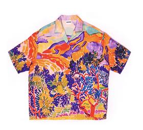 Sudism Moutain Silk Shirt