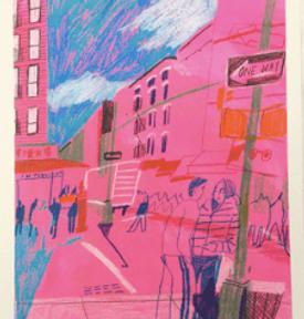 Joey Yu Chinatown Print
