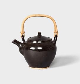 Iga Ceramic Tea Pot