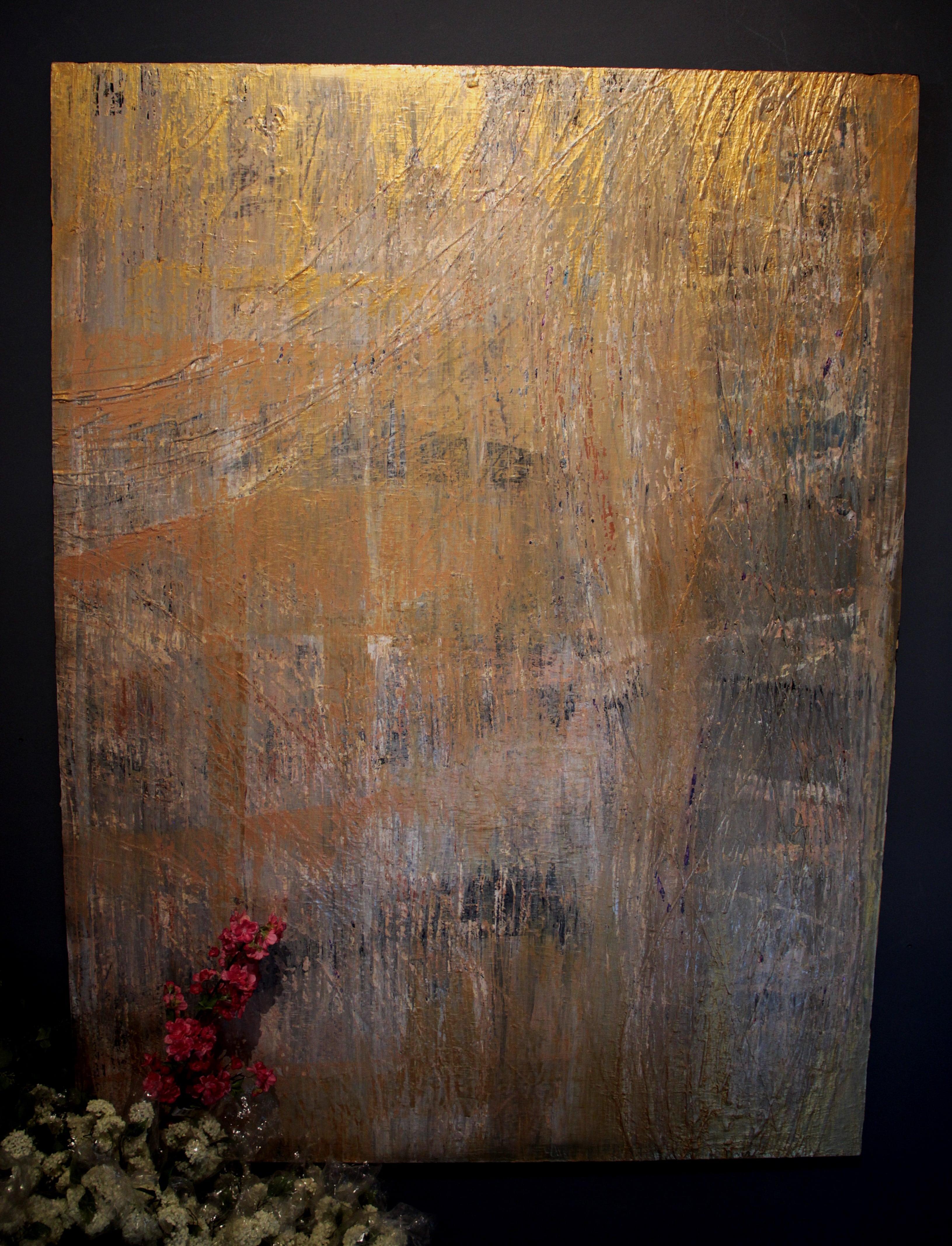 Goldleaf Acrylic 98IN X 59IN-min