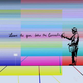 Godfather meets Banksy
