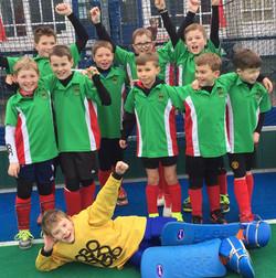 U10 boys (a) feb 19