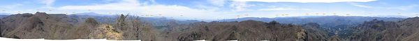 毛無岩からの展望360パノラマw.jpg