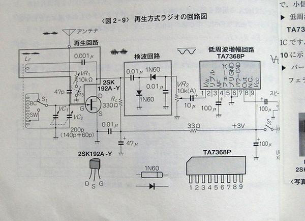 FET使用の再生ラジオ2.JPG