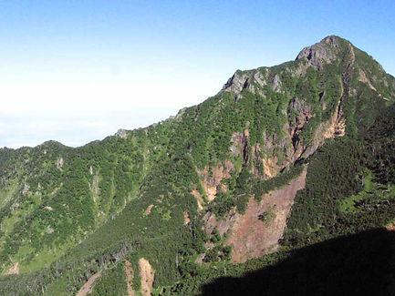 阿弥陀岳南稜6.jpg