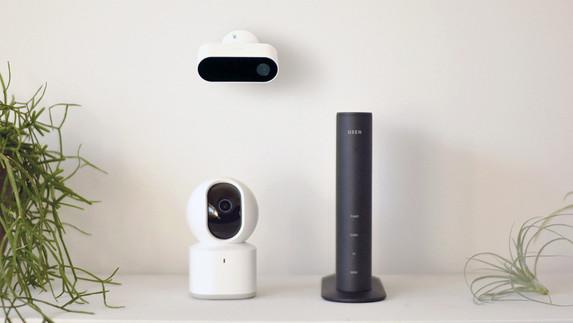 U EYES  AI Base Unit /AI Sensor Camera