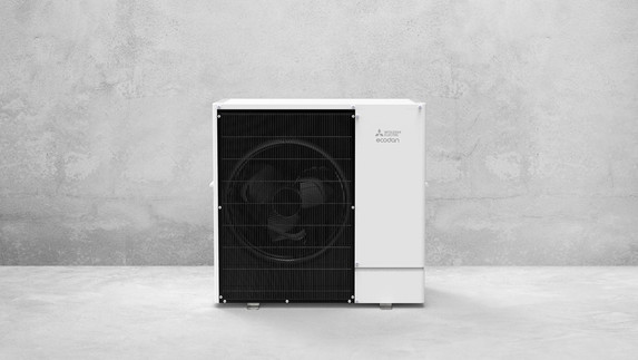 MITSUBISHI ELECTRIC ATW Outdoor Unit