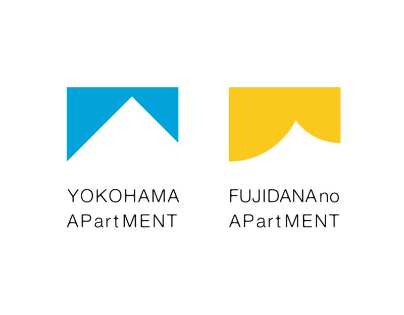 横浜アパートメント・藤棚アパートメントブランディング