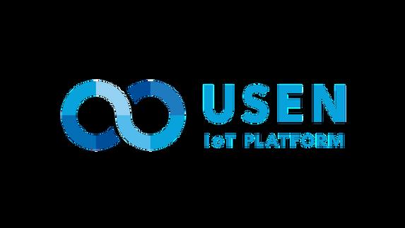 USEN IoT PLATFORM Branding