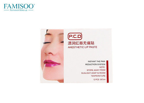 PCD Anesthetic Lip Paste