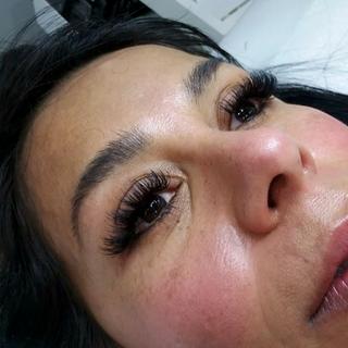 volume 3d eyelash extensions